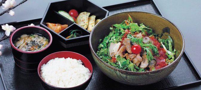 dieta japoneza cu orez