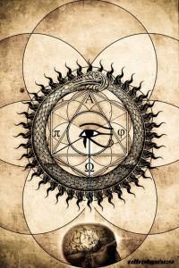 Semnificatia si interpretarea simbolului ochiul si triunghiul 3