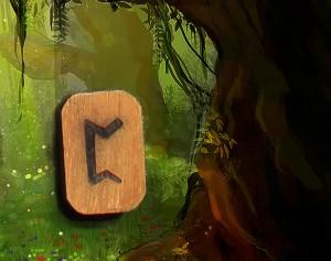 Alfabetul runelor - Eiwaz si Perthro 3