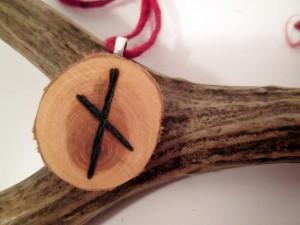 Alfabetul runelor - Hagalaz si Nauthiz 3