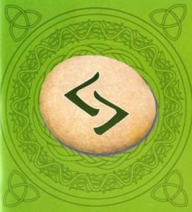 Alfabetul runelor - Isa si Jera 3