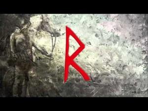 Alfabetul runelor - Raidho si Kenaz 2