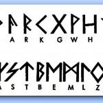 Alfabetul runelor - Thurisaz si Ansuz