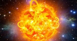 Constelatii Există spaţii goale în Soare?