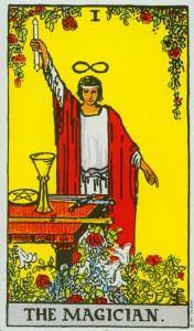 Interpretarea și semnificaţiile cărţii de Tarot Magicianul 2