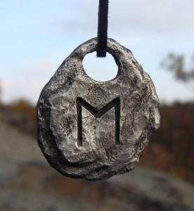 alfabetul runelor -  Ehwaz si Mannaz 3
