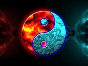 Componentele polaritatii Yin si Yang din structura ADN-ului uman 2