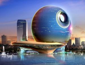 In viitor vom locui pe planete artificiale? 3