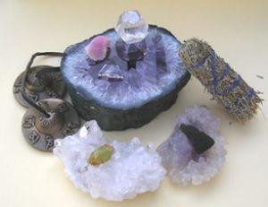 Metode curatare si purificare energetica a cristalelor 3