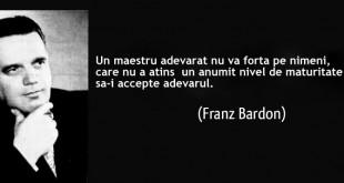 Personalitati din lumea spirituala Viaţa lui Franz Bardon, magicianul cu abilităţi spirituale