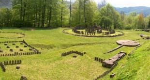 Locuri sacre Dacia Pământ Sfânt – locuim un pământ sacru, moştenit de la geto-daci