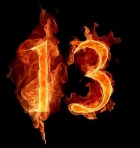 Numarul 13 in numerologie - este un numar negativ sau pozitiv 3
