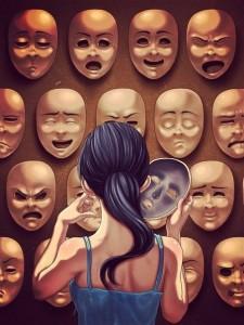 Pe ce se bazeaza personalitatea noastra - masca sau adevar 3