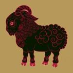 Zodiac chinezesc - Capra