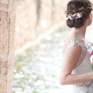 Ce  inseamna cand visezi o rochie de mireasa 3