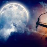 Luna Plina in Sagetator - o raritate cosmica in  noaptea de 20 iunie