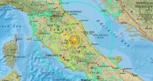 """Spiritualitate Cutremurele din Italia, provocate de acceleratorul de particule cu  """"superenergie"""" al CERN"""