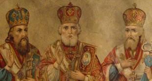 Religie si credinta De ce prăznuim Sfinții Trei Ierarhi?