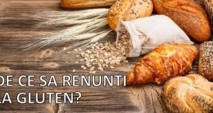 """Nutritie Eviți glutenul? Trend-ul alimentației """"fără gluten"""" pare a fi pe moarte!"""