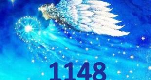 Numerologie Semnificația Numărului Angelic  cvadruplu 1148