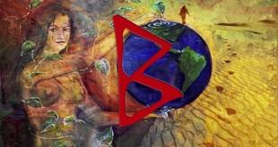 Semnificatia runei Berkana intruparea energiei feminine