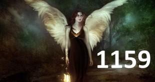 Numerologie Semnificația Numerelor Angelice cvadruple 1159